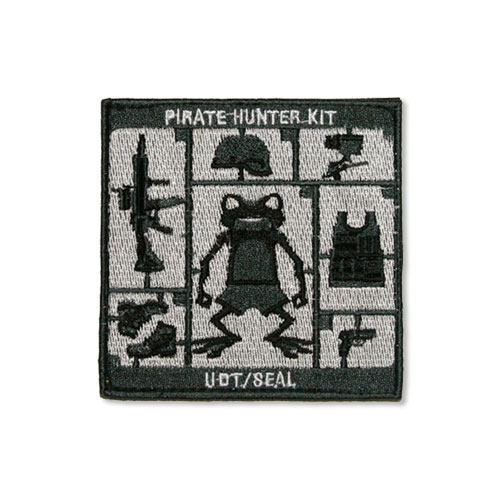 PIRATE HUNTER KIT_패치_NO3