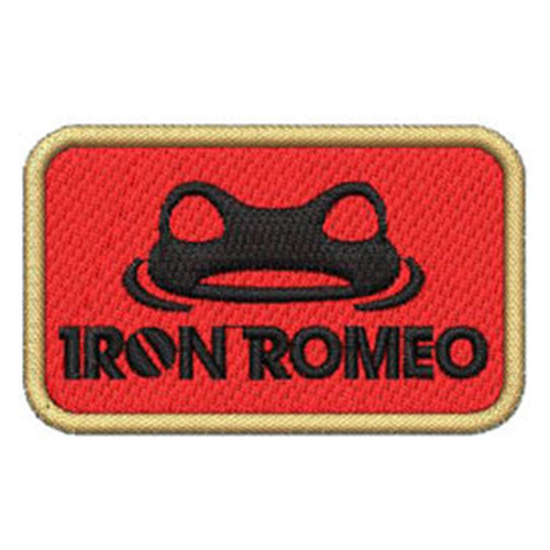IRONROMEO RED _패치
