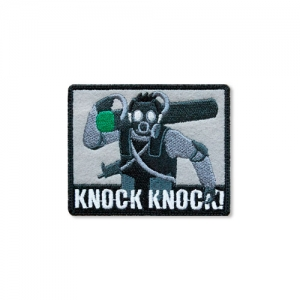 Knock Knock Action_패치_NO30