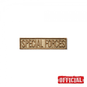 아크부대 8진 SPECIAL FORCES TYPO_NO63
