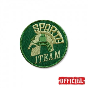 SPARTA 1TEAM PATCH_NO64