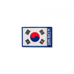 (태극기)Korea Flag Blue 6x4_NO70