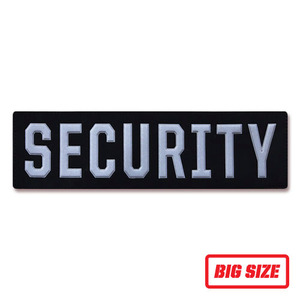 SECURITY REFLECTIVE Big (시큐리티 반사 대) NO324