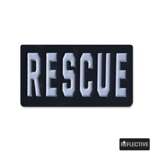 레스큐_반사패치_RESCUE_Reflective Patch NO345