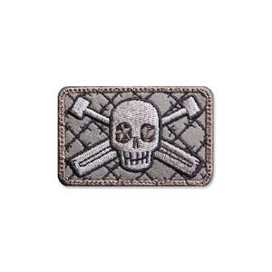 낭만해골탄 스몰_Romantic Skull Tan Small_NO364