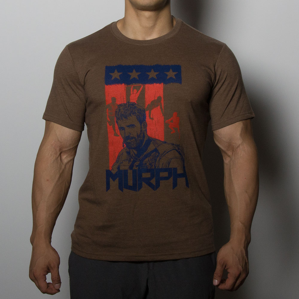 머피_MURPH TEE BROWN V2.0