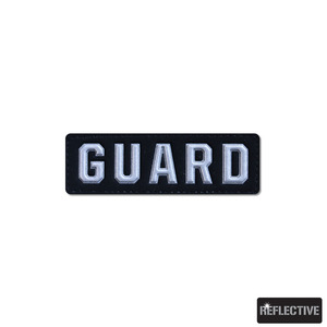 가드_반사미니 패치_GUARD_Reflective Mini Patch NO504
