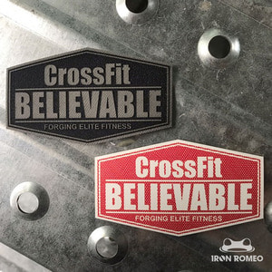 Crossfit BELIEVABLE